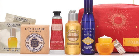 loccitane beauty gift with purchase dec 2017 see more at icangwp beauty blog