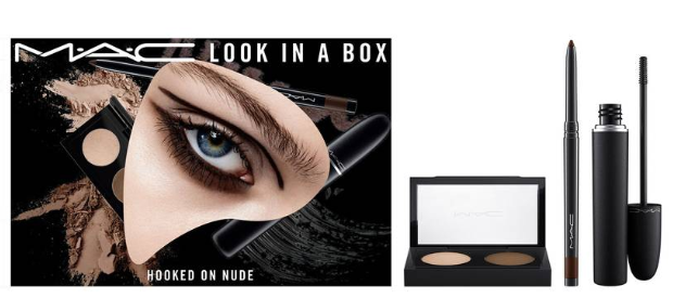 MAC Look in a Box Hooked On Nude Eye Kit Nordstrom Exclusive 62 Value Nordstrom