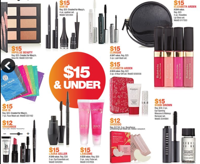 macy's Black Friday 2017 beauty deals - see more at icangwp blog