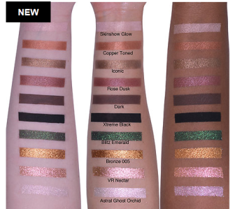 Mothership II Eyeshadow Palette – Sublime PAT McGRATH LABS Sephora
