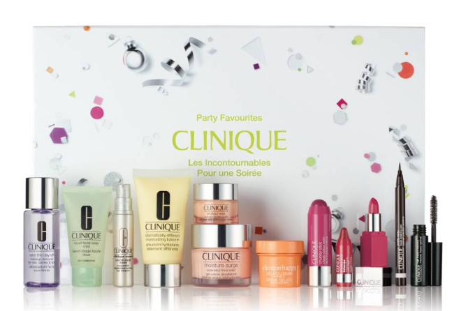 Nordstrom Clinique Party Favorites Collection Purchase with Clinique Purchase see more at icangwp beauty blog