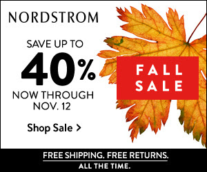 nordstrom fall sale 2017