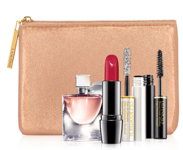 Receive a FREE 5 Pc. gift with any 35 Lancôme purchase Cyber Week Specials Beauty Macy s