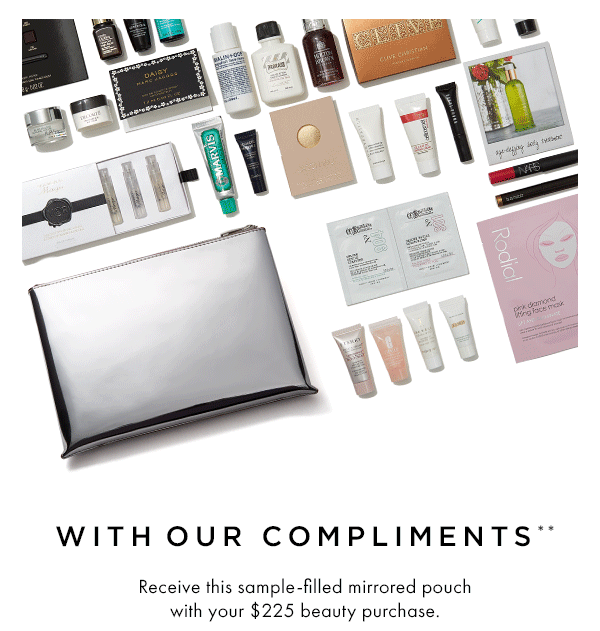 saks cyber monday 40pc gift with purchase see more at icangwp blog