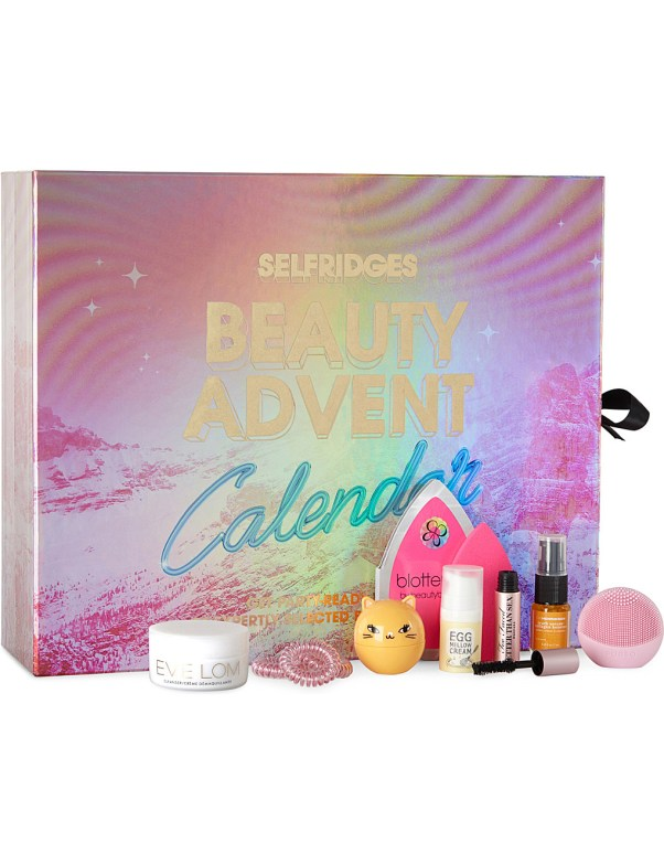 selfridges beauty workshop advent calendar 2016 see more at icangwp blog