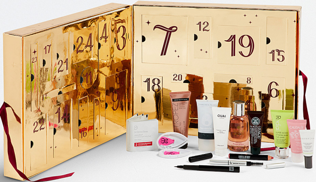 SELFRIDGES Selfridges Beauty Advent Calendar - beauty advent calendar 2017 see more at icangwp blog