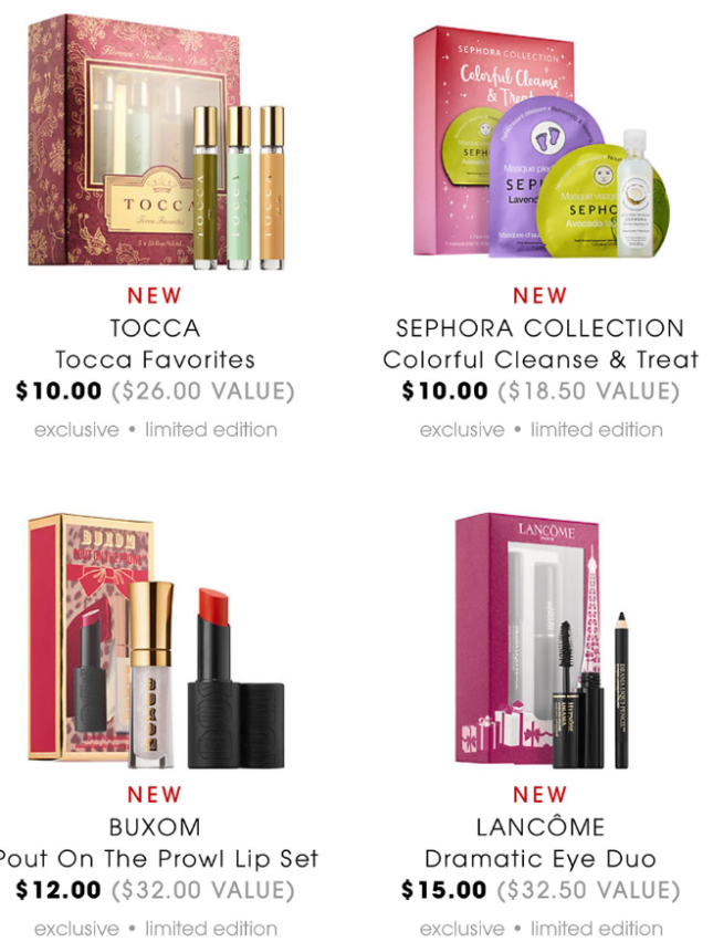 sephora black friday 2017 preview see more at icangwp blog 2