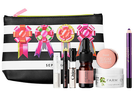 sephora cyber monday free Detox Post Party Sample Bag see more at icangwp blog
