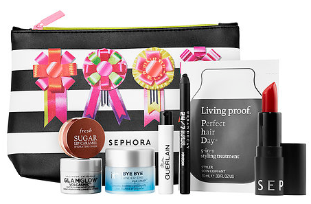 sephora cyber monday free Meet Your Instagoals Sample Bag see more at icangwp blog