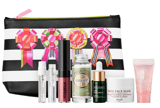 sephora cyber monday free Moisturize and Be Merry Sample Bag see more at icangwp blog