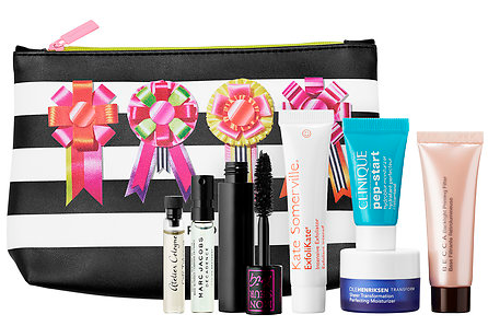 sephora cyber monday free Sleigh All Day Sample Bag see more at icangwp blog