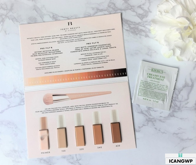 sephora fenty beauty sample