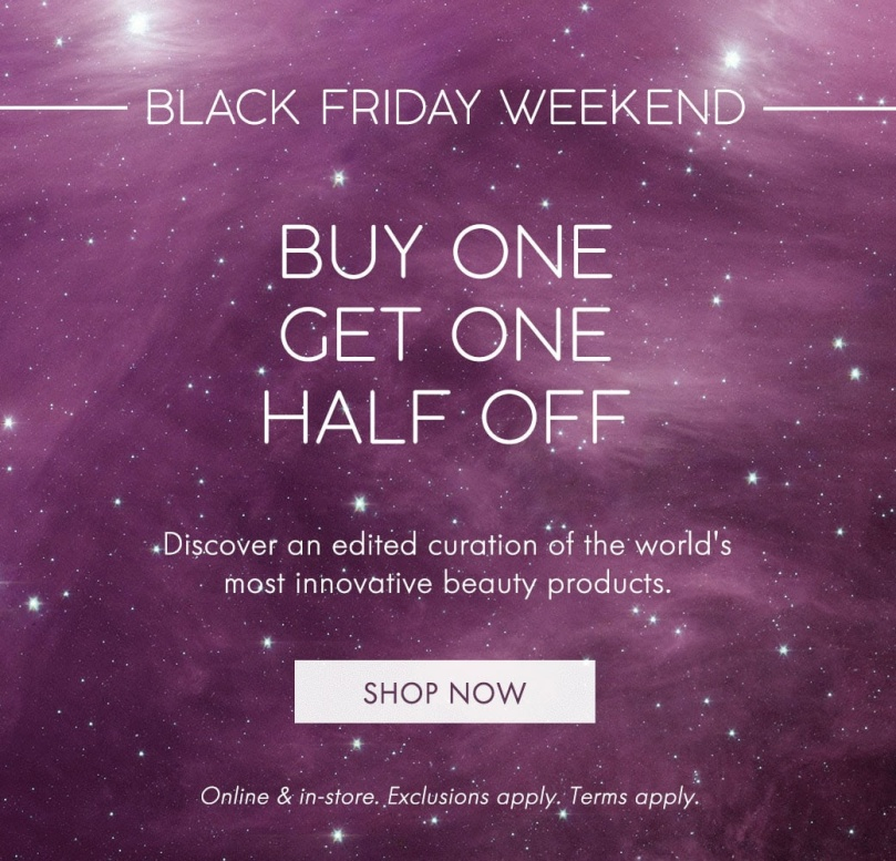 space nk black friday buy one get one half off see more at icangwp blog