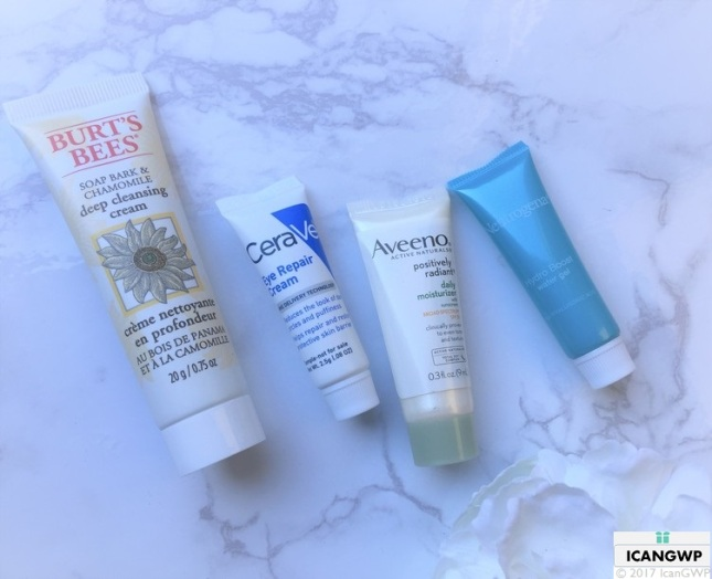 ULTA Try Me The Season's Most Coveted Skincare Sampler by icangwp blog cerave