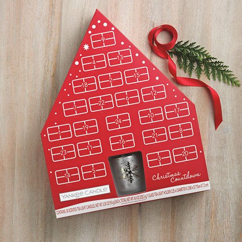Yankee Candle Christmas Advent Calendar 2017 - see more at icangwp blog