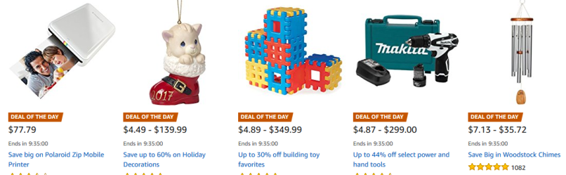 12 Days of Deals New Deals Every Day Amazon.com see more at icangwp blog