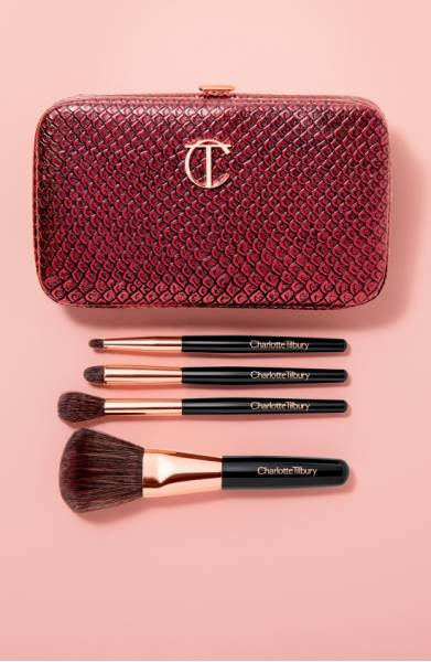All wrapped up in a dreamy clutch that's perfect for parties charlotte tilbury brush nordstrom