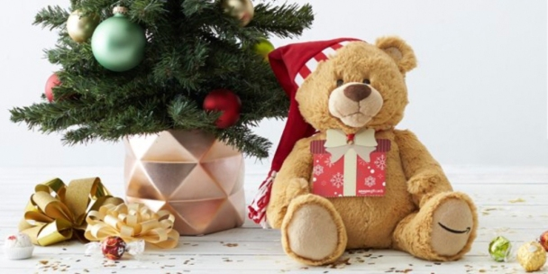 Amazon.com Amazon.com 100 Gift Card with GUND Holiday 2017 Teddy Bear Limited Edition amazon Prime Member Exclusive see more at icangwp beauty blog