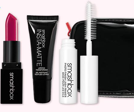 Beauty Brands smashbox gift with purchase see more at icangwp beauty blog