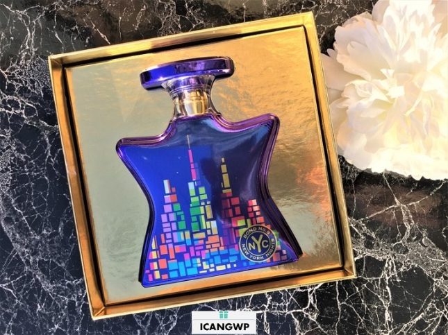 Bond No 9 New York Nights fragrance review by IcanGWP beauty blog
