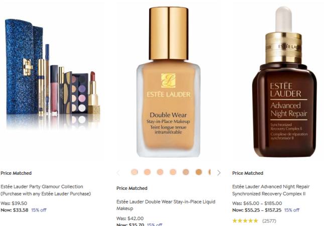 Estée Lauder Gift with Purchase Nordstrom new