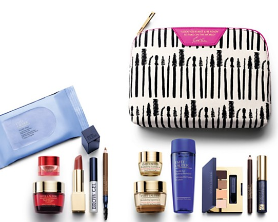 Gift with any 35 Estée Lauder purchase Bloomingdale s