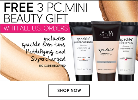 laura geller coupon free 3 piece gift with any order see more at icangwp beauty blog