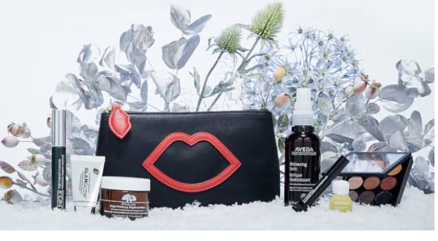 Lulu Guinness X lookfantastic Makeup Bag  Worth £191.00    Free Shipping   Reviews   Lookfantastic.png