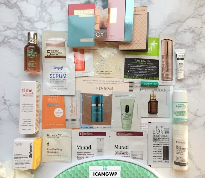 nordstrom beauty event free makeup samples see more at icangwp gift with purchase blog