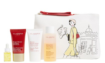 nordstrom Gift with Purchase clarins dec 2017 see more at icangwp beauty blog