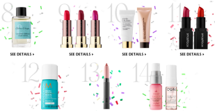 sephora coupon 25delights 25 Deluxe Samples 2017 reveal Sephora dec 2017 see more at icangwp beauty blog