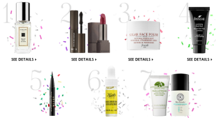 sephora coupon 25delights 25 Deluxe Samples 2017 Sephora dec 2017 see more at icangwp beauty blog