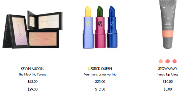 Space NK us winter sale dec 2017 see more at icangwp beauty blog