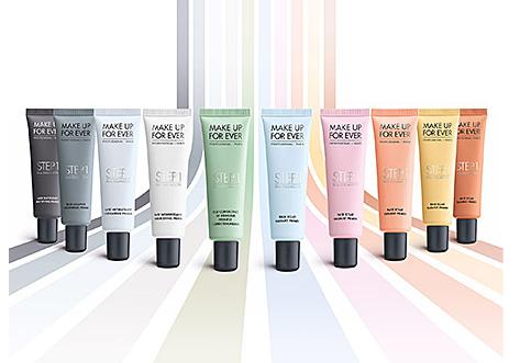 Step 1 Skin Equalizer Primer MAKE UP FOR EVER Sephora