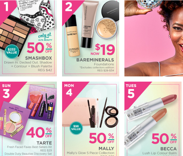 ulta 25 day holiday beauty blitz see more at icangwp beauty blog day 2 to 5