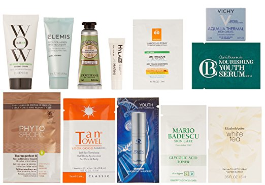 amazon women's luxury beauty sample box jan 2018 see more at icangwp blog
