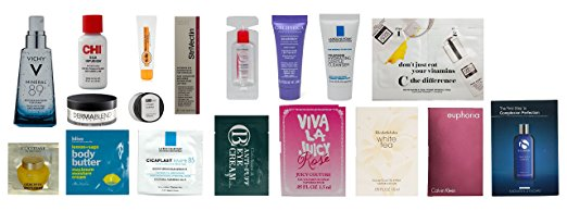 amazon women's luxury beauty sample box jan 2018 see more at icangwp limited edition beauty box blog
