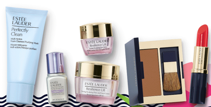 Estee Lauder gift with purchase 7-piece jan 2018 see more at icangwp gift with purchase blog 2