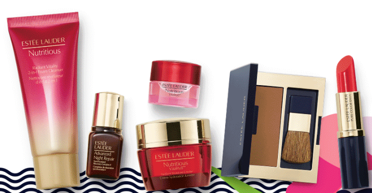 Estee Lauder gift with purchase 7-piece jan 2018 see more at icangwp gift with purchase blog