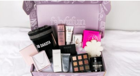 fabfitfun box jan 2018 see more at icangwp blog