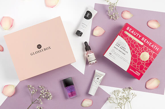 glossybox jan 2018