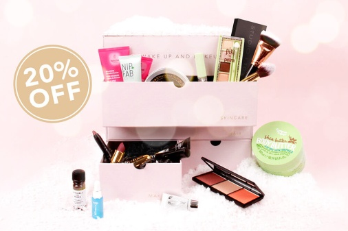 glossybox uk beauty case