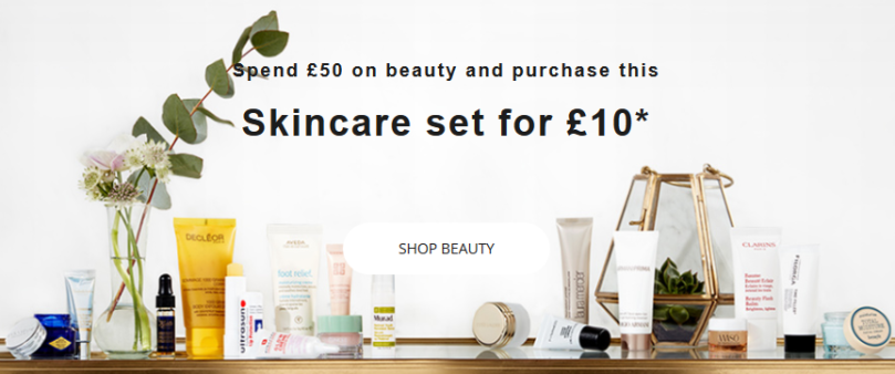 House of Fraser beauty bag jan 2018 see more at icangwp limited edition box blog