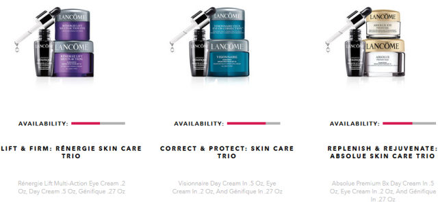 lancome Gift with Purchase 10-piece jan 2018 see more at icangwp gift with purchase blog