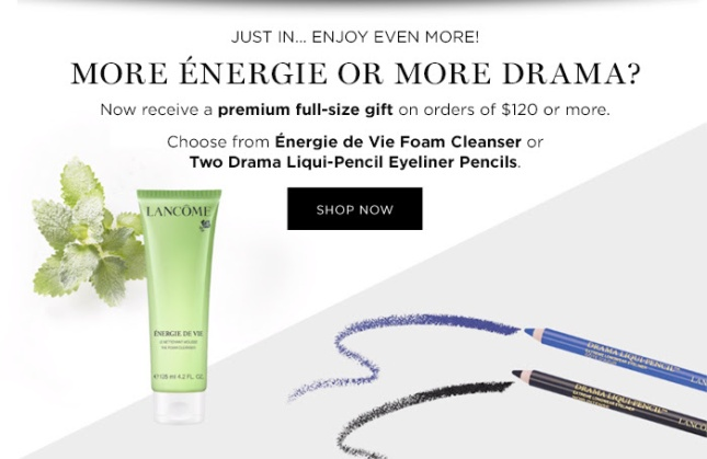 lancome gift with purchase full size gift jan 2018 see more at icangwp gift with purchase blog