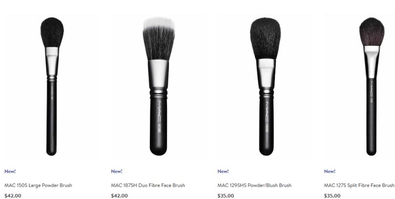 mac New Beauty Makeup Perfume Fragrance Nordstrom