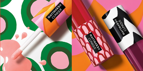 Marimekko for Clinique Clinique Limited Edition