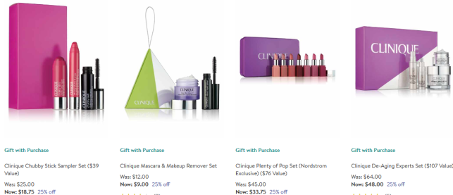 nordstrom Beauty Sale Discount clinique see more at icangwp blog