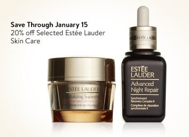 nordstrom estee lauder 20 percent off see more at icangwp blog