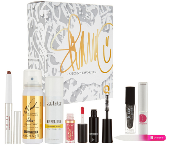 QVC Beauty Shawn s Favorites 7 piece Collection see more at icangwp limited edition beauty blog